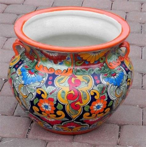 Mexican Planters Large by 1000 Images About Mexico Pottery Wood Carvings On