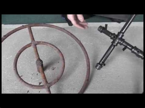 diy pit gas ring comparison of a conventional ring vs warming trends crossfire burner