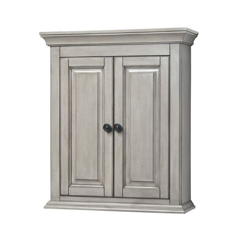 foremost 24 quot corsicana bathroom wall cabinet antique