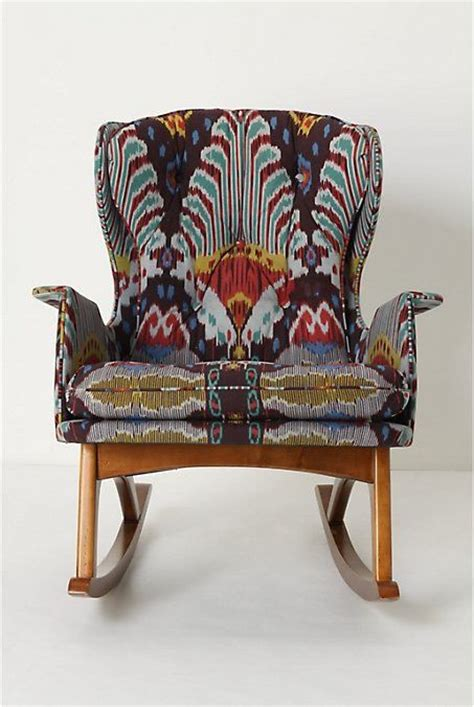 Ikat Chairs by Ikat Rocking Chair Chairs