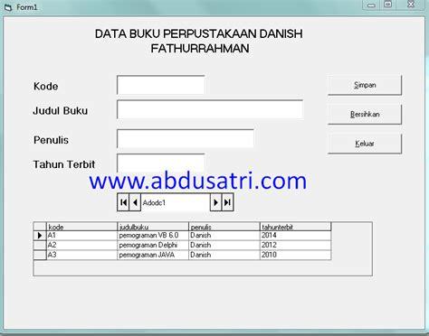 cara membuat database inventory contoh database dengan mysql contoh qq