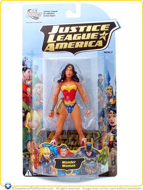 Dc Direct Justice League Of America Series 3 Action