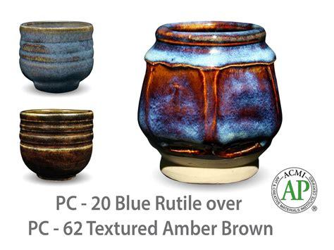 amaco pottery amaco potter s choice layered glazes pc 62 textured
