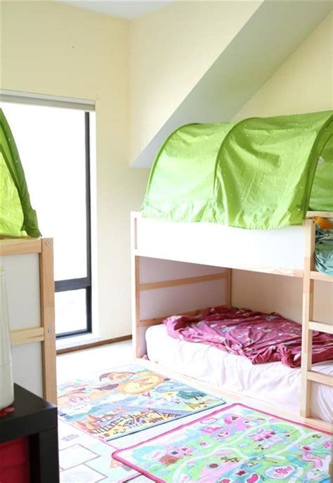 cool ikea bedrooms 35 cool ikea kura beds ideas for your kids rooms digsdigs