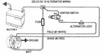 model with a 6 volt alternator wiring diagram wiring wiring diagram for cars
