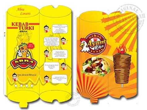 Dus Kebab Besar By Rumah Kebab www cetakmurah box kebab 02 20 5x9cm
