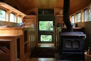Awesome vintage buses converted into beautiful mobile homes