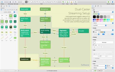 omnigraffle flowchart best visio alternatives for mac