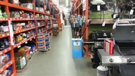 home depot hardwhere store