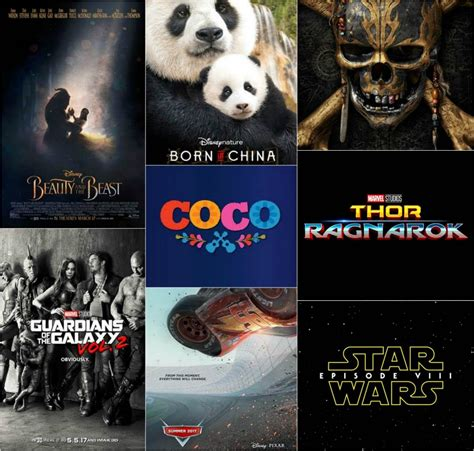 kommende disney film 2017 walt disney studios movie release schedule for 2017