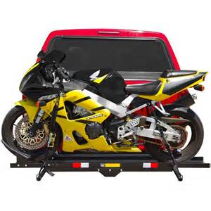 hitch mounted steel motorcycle carrier mcc 600 discount