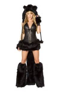 black cat halloween costumes j valentine black cat rave costume