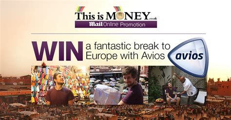 win a fantastic to europe with avios mail