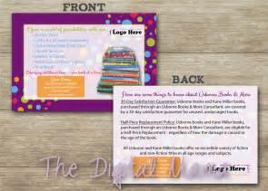 usborne business cards usborne books and more customer post card usborne books and