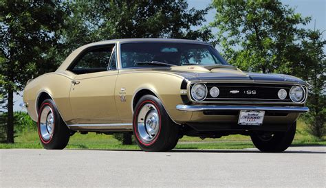 camaro delivered to yenko chevrolet sells for 300 0