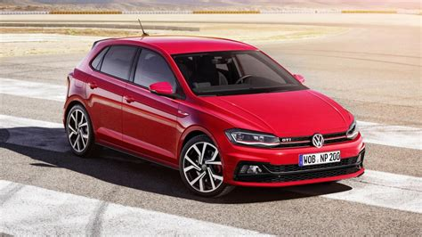 Polo New it s the new volkswagen polo gti top gear