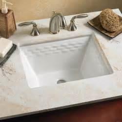 american standard undermount bathroom sinks american standard rattan portsmouth 615000 undermount