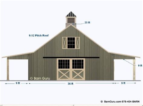 barn plans with loft 2 stall horse barn plan with loft barn builder in north ga