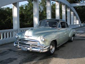 1951 Chevrolet Business Coupe 1951 Chevy Deluxe Business Coupe