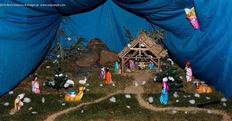 christmas pulkoodu design crib pulkoodu flower church elamkulam 00009