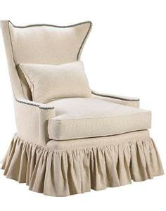 Bedroom Chair With Skirt 1000 Images About Furnishings Club Chairs On