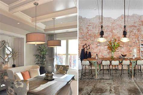 lindo lamparas de techo  salon  comedor decoracion