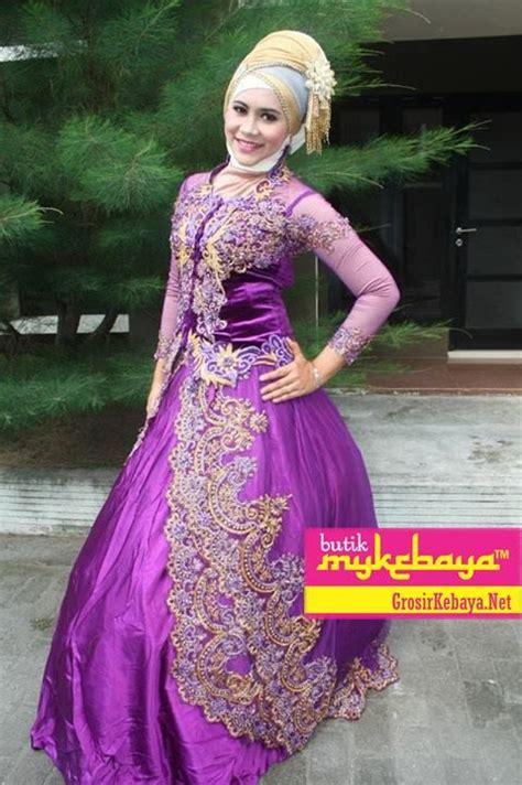 Harga Baju Pesta Untuk Ibu Berjilbab by Baju Kebaya Pesta Untuk Wanita Berjilbab 2015