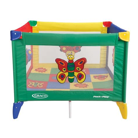 how to make a pack n play more comfortable com graco pack n play playard totbloc with carry