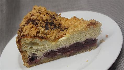 Kirsch Quark Kuchen Rezept Mit Bild Sambi