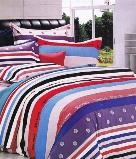 best fabric for bed sheets colourful fabrics one bed sheet with two pillow covers and