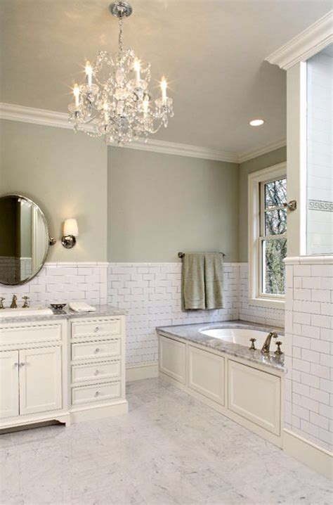 love this bathroom sage green for the home pinterest