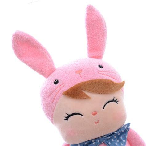 Boneka Metoo Angela Bunny Pink lalka metoo r 243 ż 243 wy kr 243 liczek bez imienia lalki metoo bez