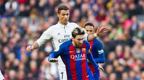 messi vs ronaldo best goals cristiano ronaldo vs messi top 10 el clasico