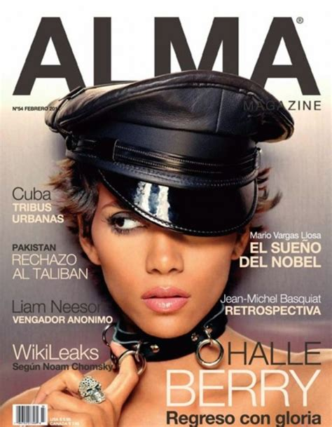 Magazine Bosses Back At Halle Berry by Halle Berry Alma Magazine 01 Gotceleb
