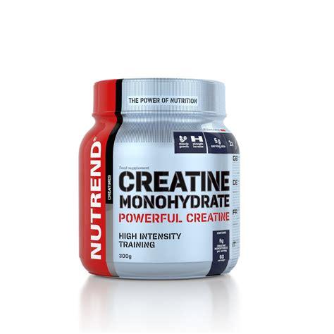 creatine 3g creatine monohydrate 300 g nutrend