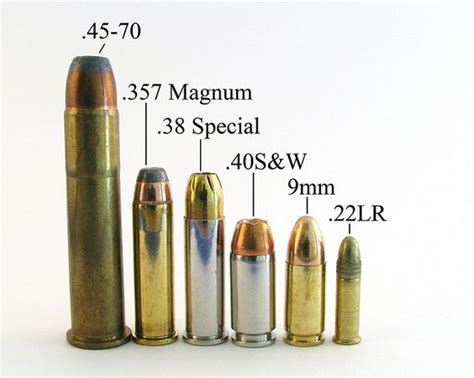 bullets the 40 cal s w and the 9mm luger are the best for