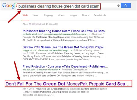 Where Does The Publishers Clearing House Money Come From - new strain of the green dot card scam hits facebook family tech zone