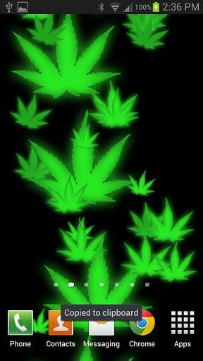 android wallpaper weed download 3d weed hd live wallpaper for android appszoom
