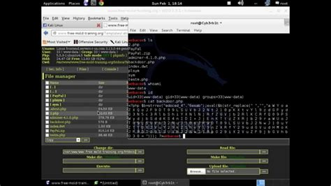 kali linux backdoor tutorial pdf webacoo web backdoor tool on kali linux youtube