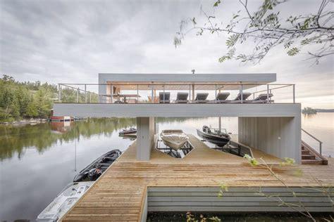 boathouse cibinel architecture arch2o - Boathouse Architecture