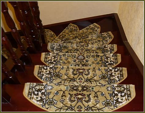 modern stair tread rugs lowes carpet stair treads home design ideas and pictures