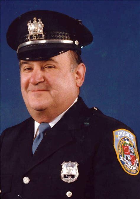 Leo Officer by Retired Cranford Officer Leo Casper Dies At 78