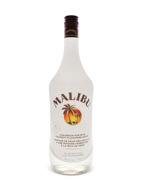 malibu rum accessories malibu coconut rum lcbo