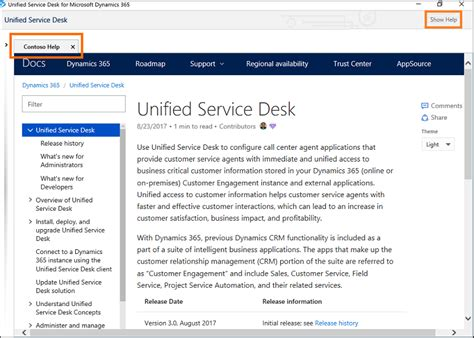 Unified Service Desk by Walkthrough 2 Display An External Webpage In Your Application Microsoft Docs