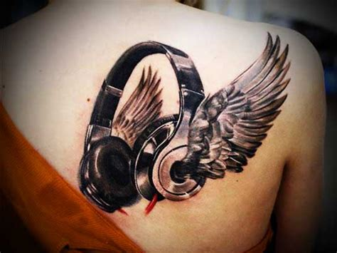 microphone wings tattoo tattoo designs for women angel wings full tattoo they