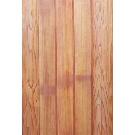 Cedar Wood Cladding Western Cedar Vertical Cladding 25 X 150 Treated