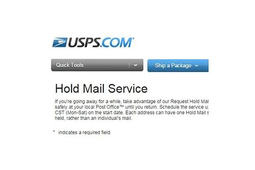 usps vacation deals