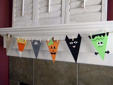 How To Make Paper Bunting Banners - someday crafts paper banner