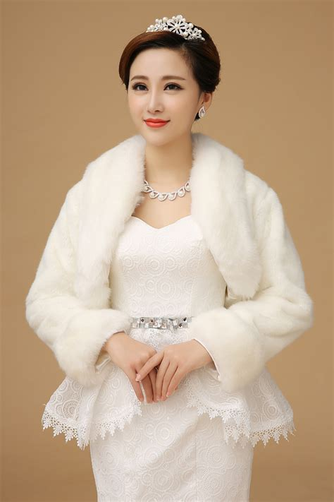 braut mantel online kaufen gro 223 handel elfenbein braut mantel aus china