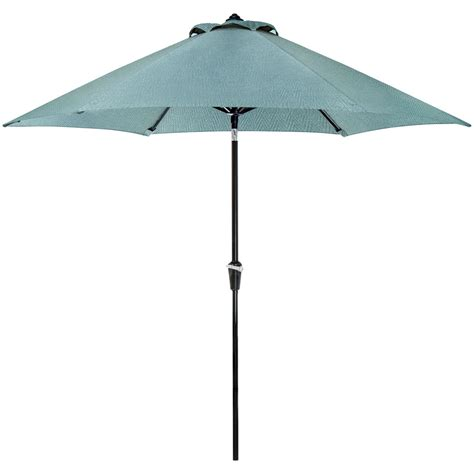 Umbrella Table Stand by Lavallette 5 Dining Set In Blue With Table